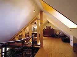 Loft Conversion by Woods Builders & Carpentry service in Leitrim