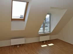 Roof windows Loft Conversion by Woods Builders & Carpentry service